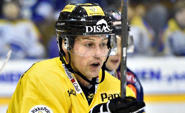 Chad Rau jatkaa uraansa Lappeenrannassa.