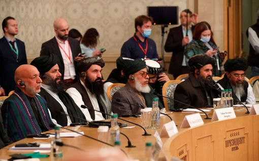 """Venäjä isännöi Taliban-neuvotteluja Moskovassa – """"Hallinnon tunnustaminen ei ole asialistalla"""""""