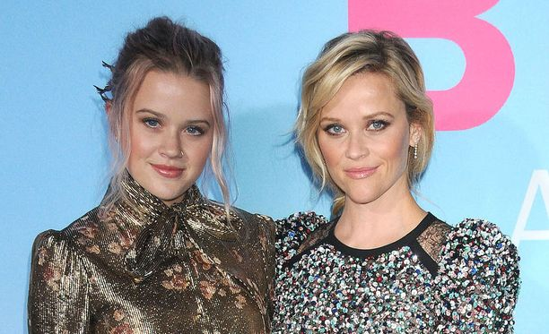 Reese Witherspoonin (oik) lahjaidea on täysin ilmainen ja helppo toteuttaa kotona. Vierellä tytär Ava Philippe.