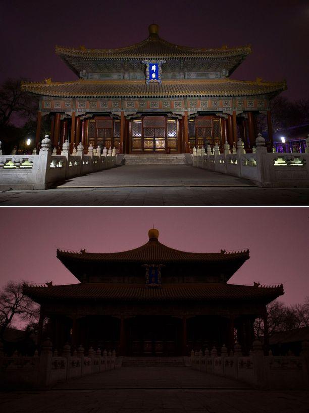 Peking, Kiina.