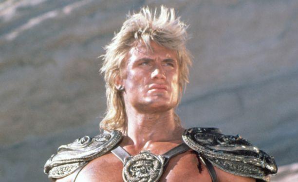 Dolph Lundgren nähtiin He-Manin roolissa vuonna 1987.
