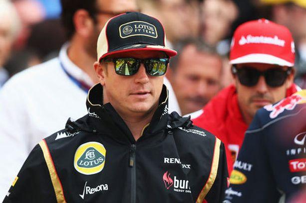 Siirtyykö Kimi Räikkönen Ferrarille?