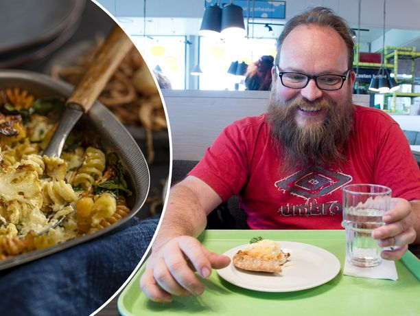 """""""Minulla on mennyt eristyksessä aika hyvin"""", Jussi Kulonen kertoo Iltalehdelle. Ruokakuva on kuvituskuva."""