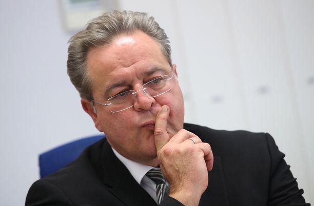 Dieter Romann kävi henkilökohtaisesti varmistamassa, että Ali Bashar saatiin takaisin Saksaan.