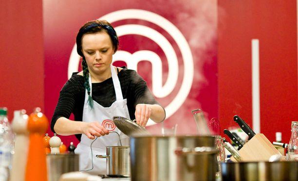 Nelosen Master Chef Vip -ohjelmaan osallistuivat julkkikset.