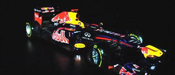 Red Bull - RB8.