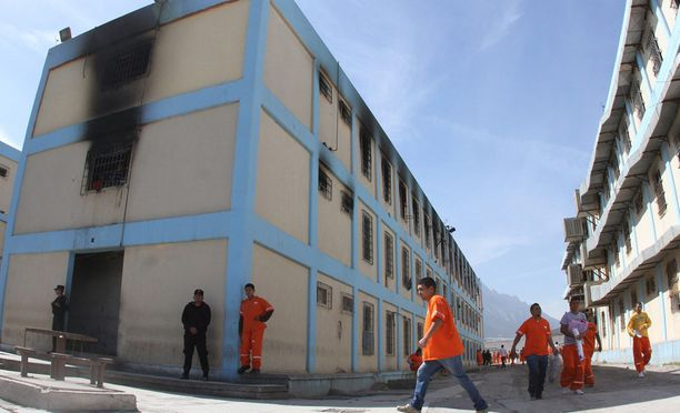 Rikollisjohtajilta vietiin Topo Chicon vankilasta etoikeudet.