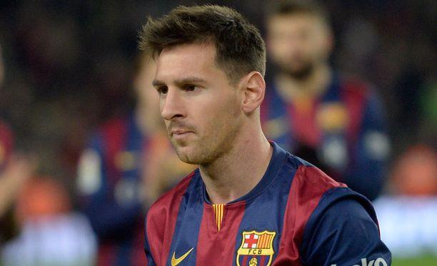Lionel Messi on itseään koskevista siirtohuhuista lähinnä hämmentynyt.