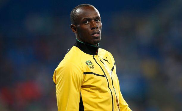 Usain Bolt lähti Riosta ennen olympialaisten päättäjäisiä.