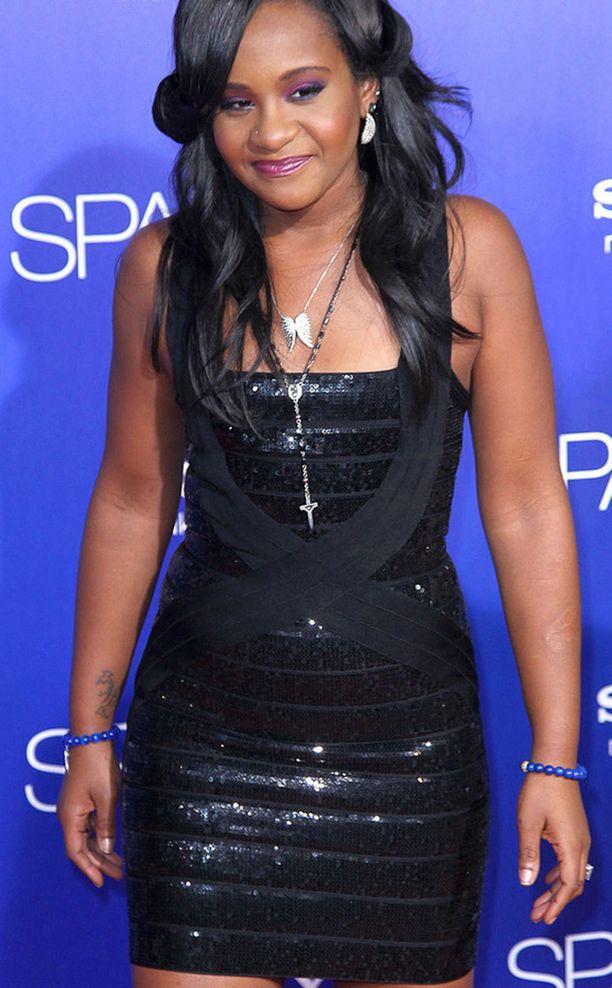 Bobbi Kristinan on Bobby Brownin ja edesmenneen Whitney Houstonin tytär.
