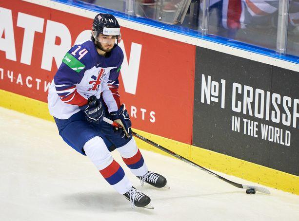 Liam Kirk toivoo, että Suomi kaataa Ranskan sunnuntaina.