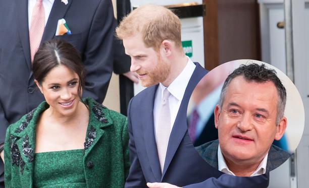 Paul Burrell on aiemminkin ottanut kantaa Sussexin herttuaparin elämään.