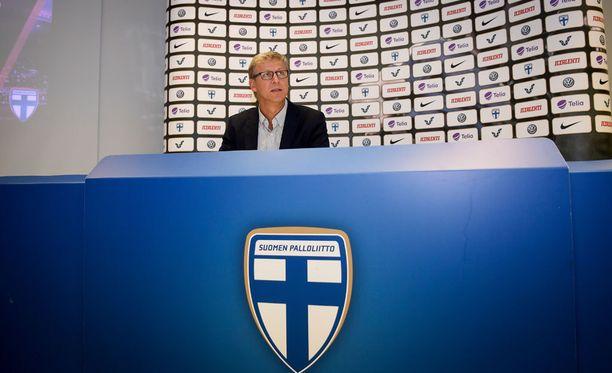 Markku Kanerva haluaa revanssin Islannista.