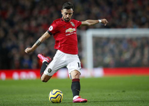 Bruno Fernandes debytoi Manchester United -paidassa 0–0 päättyneessä Wolves-tasapelissä.