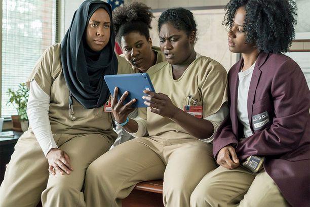Haluaisit katsoa Orange Is the New Blackia useamman jakson kerrallaan, mutta katseluseurasi on eri mieltä. Argh!