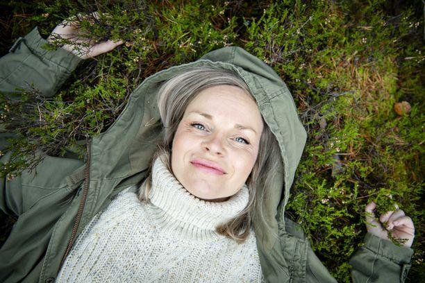 Johanna Erikssonin selkä ehti olla pitkään hyvin kipeä.