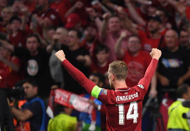 Liverpoolin kapteeni Jordan Henderson vannoo, ettei joukkueen menestysnälkä ole kadonnut minnekään.