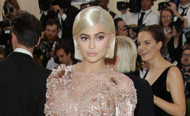 Kylie Jenner on nyt ikuistettu nukeksi.
