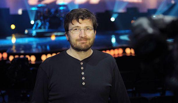 UMK-tuottaja Anssi Autio.