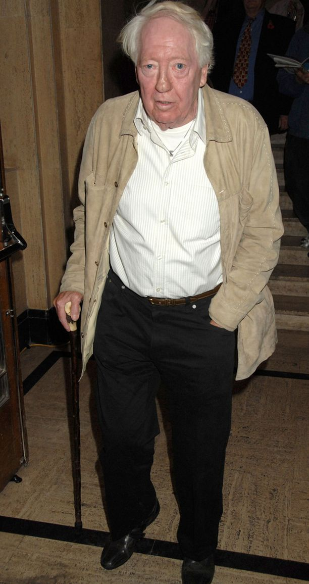 Robert Stigwood vuonna 2007.