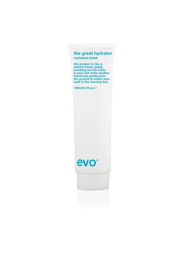 Evon The Great Hydrator Moisture Mask hellii talvihiuksia, 27 e