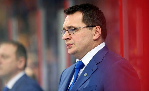 Andrei Nazarov menetti taas kerran malttinsa.