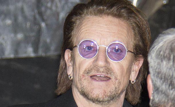 Bonon puheet ihmetyttävät.