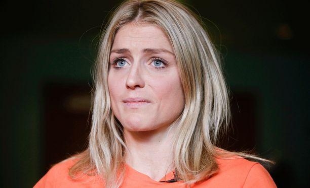 Therese Johaugin tapaus jakaa mielipiteet Norjassa.