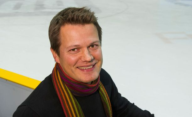Sami Kapanen avioitui reilu vuosi sitten.