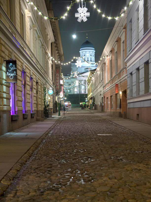 Tätä pelätään: Viime joulu oli Helsingissä musta ja vetinen.