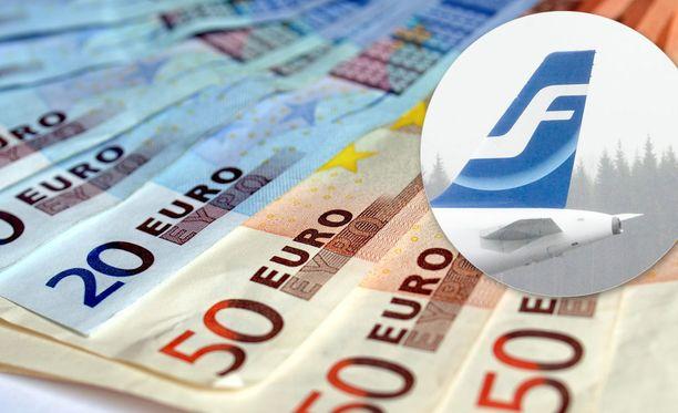 Finnair voi joutua maksamaan matkustajille satojen tuhansien eurojen korvaukset perumistaan Bangkokin-lennoista.