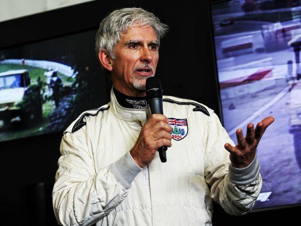 Damon Hill piruili tuomariston hitaalle pääöksenteolle.