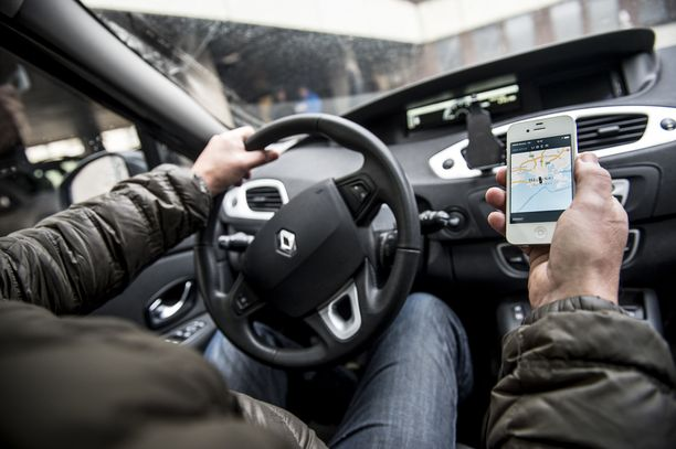 Korkein oikeus hylkäsi Uber-kuskien valituslupahakemukset.