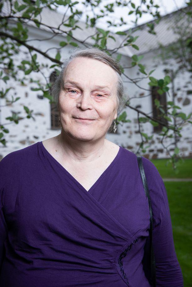 Marja-Sisko Aallon lapsuuden perheessä oli kahdeksan lasta.