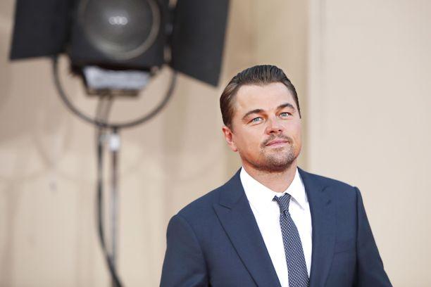 Leonardo DiCaprio on tunnettu työstään ilmastonmuutoksen torjumiseksi.