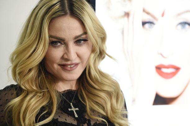 Madonna on joutunut perumaan tänä talvena keikkojaan kipujen vuoksi.