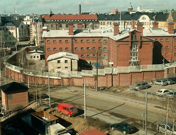 Vangit siirrettiin Katajanokalta jo vuonna 2002.