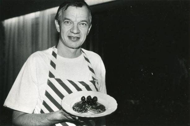 Jaakko Kolmonen oli vankkumaton terveellisen suomalaisen ruuan puolestapuhuja.