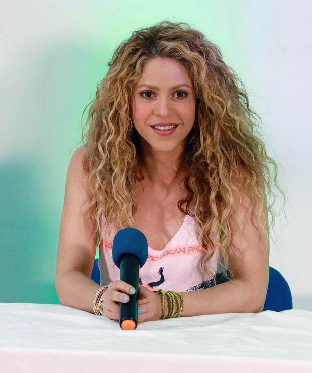 Shakira piti kesällä lehdistötilaisuuden, jossa vastasi verosyytteisiinsä liittyviin kysymyksiin.