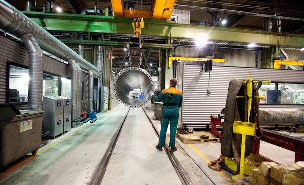 Metso ilmoitti vähentävänsä 660 työpaikkaa Suomessa.