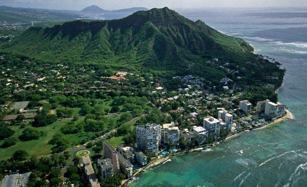 Havaiji on Tyynellämerellä sijaitseva Yhdysvaltain osavaltio, joka koostuu kahdeksasta pääsaaresta. Siellä asuu noin 1,5 miljoonaa ihmistä.