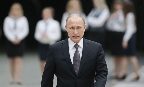Venäjän johto on vaiennut alkuvuoden väestönkehityksestä.