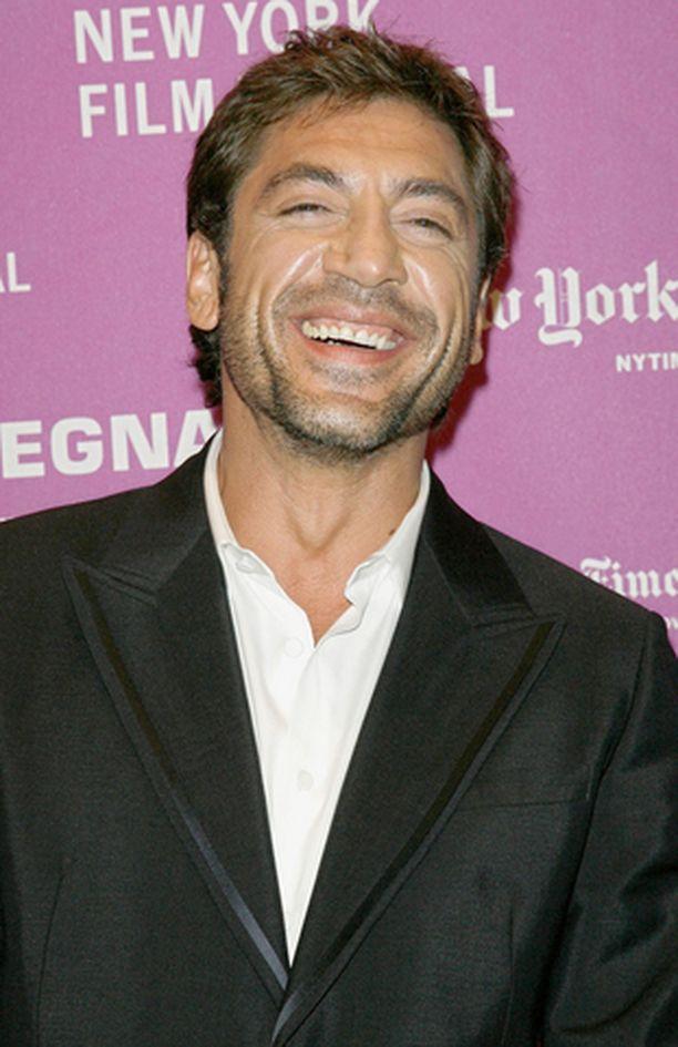 Javier Bardem on Espanjan menestyneimpiä näyttelijöitä.
