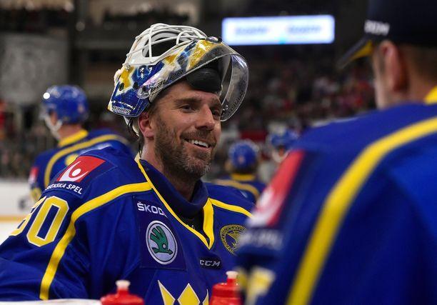 Henrik Lundqvist lähti Slovakiaan tavoittelemaan uransa toista MM-kultaa.