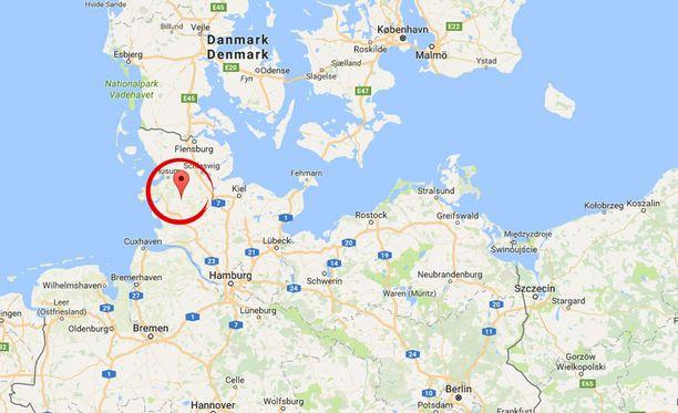 Eider on 188 kilometriä pitkä joki Schleswig-Holsteinin osavaltiossa, Pohjois-Saksassa.