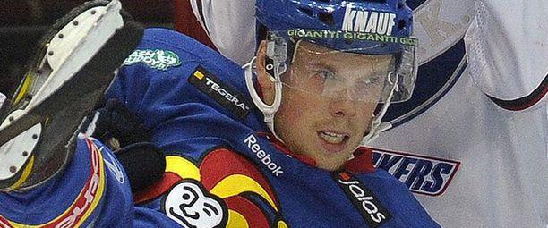 Markus Nordlund ei ole ollut maineensa veroinen.
