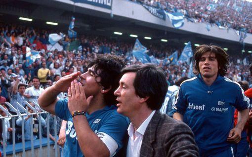 """Pelasi Maradonan kanssa, nyt 57-vuotias elää kadulla: """"Apu ei tepsi"""""""
