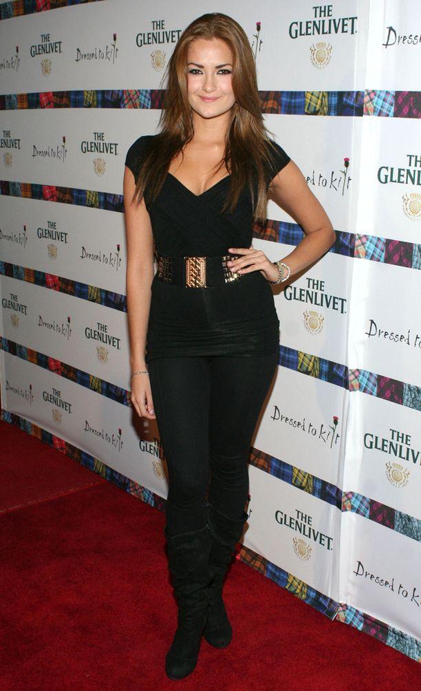 Lourdes Figueroa on vuoden 2009 Miss Guatemala.