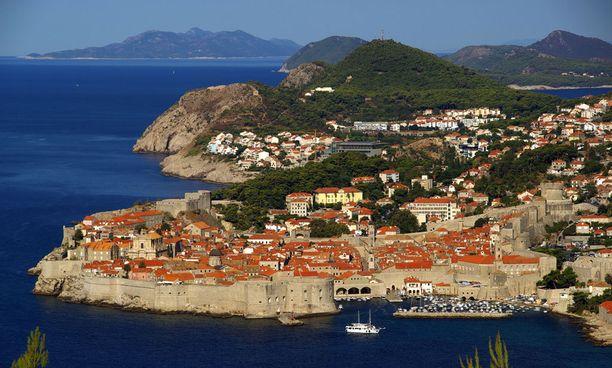 Suomalaiset ovat löytäneet Dubrovnikin uudelleen.