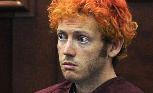 Syyttäjät olivat vaatineet James Holmesille kuolemantuomiota.
